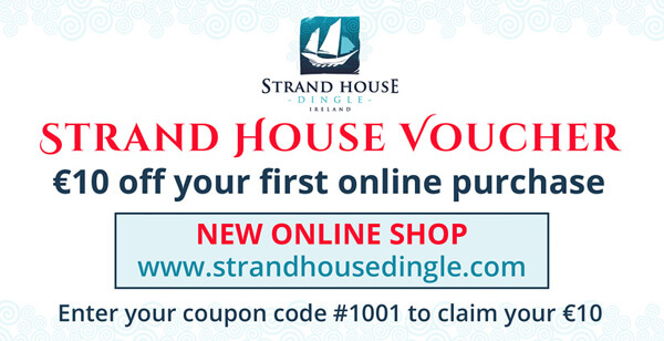 strand_house_dingle_discount_voucher_euro_10_off