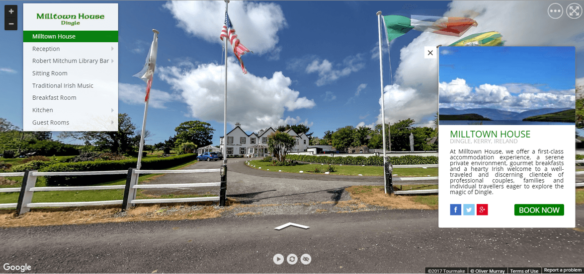milltown house dingle enhanced virtual tour 1175
