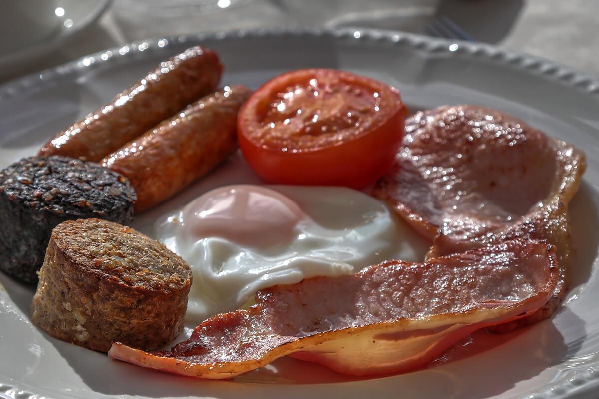 irish breakfast milltown_house_dingle_kerry_ireland_1922_3_4